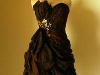 Batik Style Idea / Ideas for Batik dress and clothing..