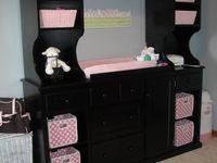 Baby Girl nursery items