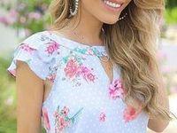 blusas verão