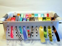 I LOVE organization and order! Great ideas for an organized LIFE!