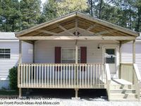 Front Porch Ideas On Pinterest Mobile Homes Screened