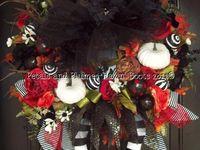Wreath Halloween