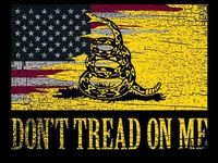 Don't Tread on Me!!