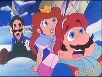 Super Mario Bros Super Show / A collection of screenshots and stills from episodes of the Super Mario Bros. Super Show also includes DVD covers and more.  For tonnes of info on the SMBSS visit: http://www.superluigibros.com/super-mario-bros-super-show