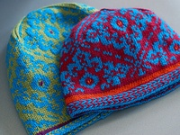 Crochet or knit hats and sets