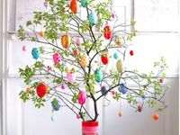 17 Best images about Easter trees on Pinterest  Trees, Easter egg ...