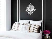 1000 Images About Bedroom Backboard Ideas On Pinterest Diy