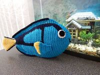 Nemo Amigurumi Tutorial : 1000+ images about Dory on Pinterest Dory finding nemo ...