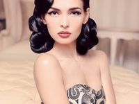 As a costume geek...all things vintage are my fantasy springboard to create from