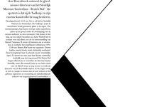 Magazine typography