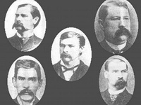 Wyatt Earp and The Earp Brothers