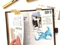 Travel Journal / Love to record your travels?  Here we're collecting inspiration from travel journals, travelogues, travelers notebooks, journasl, travel planning and travel art.