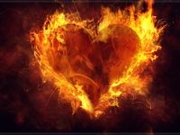 Hearts of love !!!!!!!  You are loved and cancer will Not break you! We love you. <3