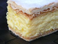 Recipe   VANILLA SLICE