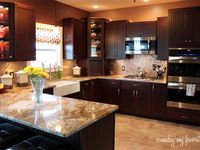 1000+ images about Kitchen remodel ideas on Pinterest Smart tiles ...