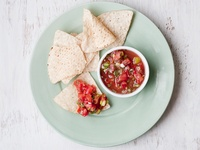 Recipes: Spreads, Salsa, Dips, Butters
