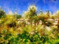 Paintings with DAP (Dynamic Auto Painter)