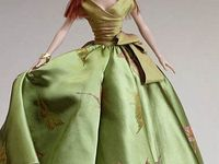 collecting dolls and making clothes for dolls