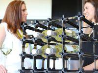 NOOK Weinregale / Mit dem Weinregal von NOOK bieten wir Ihnen nicht nur die Möglichkeit zur fachgerechten und sicheren, sondern auch zur platzsparenden Lagerung Ihrer Weine. Die Weinlagerung mit Hilfe der modularen NOOK Regalsysteme passt sich ganz Ihren persönlichen Bedürfnissen und den individuellen Platzverhältnissen bei Ihnen zu Hause an und kann mit Ihrer Sammlung mitwachsen.