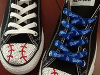 Bedazzled converse!!