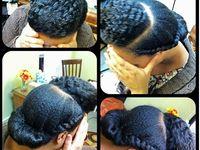 Protective Hair Do's