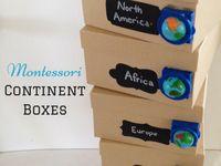 Montessori Raumgestaltung/ Projekte