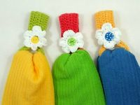 Crochet Dishcloths and Towels
