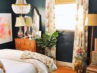 Dark Romantic Bedroom On Pinterest