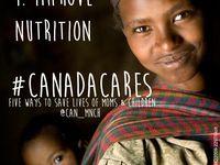 Saving Lives of Moms, Babies & Children / Healthy pregnancy, childbirth, infancy and childhood development.