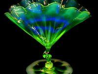 Drepression Era glass