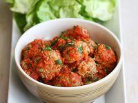 Turkey Meatballs on Pinterest | Turkey Zucchini Meatballs, Zucchini ...