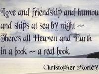 books,books,books.