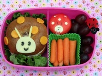 Bento lunches and kid food