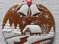 Perníčky - vánoční