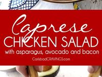 Savory & Sweet Salads
