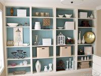 Home - Billy Bookcase Versatility
