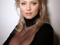 Elena A. Lenin - Russian and French writer, fashion model, TV presenter. / Russian and French writer, fashion model, TV presenter.