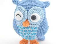 Crochet patterns for toys and other toy stuff