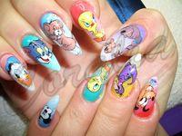 Nails - Stiletto