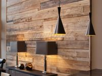 1000+ images about Wohnzimmer Wand on Pinterest Wands, Wooden pallet ...