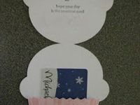 gift card holders/gift tags