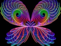 Fractal, Geometry & Psychedelic