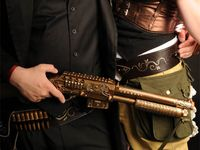 Steampunk - Weapons
