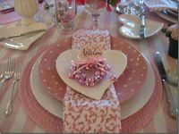 Valentine Tablescape Ideas