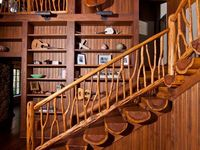 Best 100 Best Cool Handrails Images House Design Log Homes 400 x 300