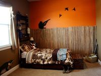 Redneck bedroom ideas on pinterest duck blind duck for Redneck bedroom ideas