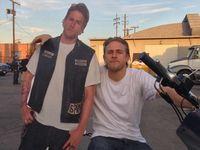 Charlie Hunnam Jax Teller Sons of Anarchy