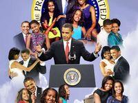 President Barack Obama ~First Black Royal Family
