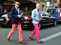 Stylish men