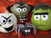Halloween pumpkins  Board